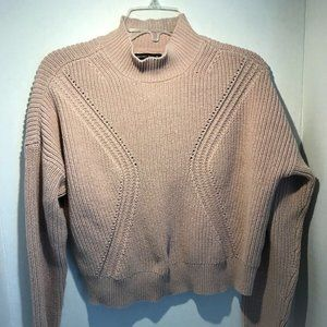 Kendall And Kylie Sweater Pullover Cropped